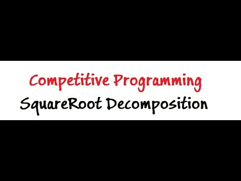 Community competitive programming competitive programming.