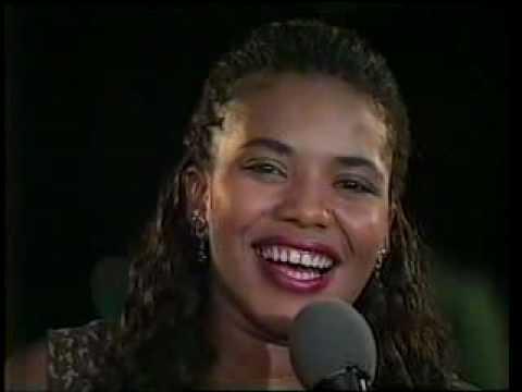 Margareth Menezes - O Bêbado e o Equilibrista - TV Manchete - 1993