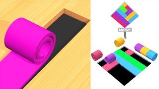 Color Roll 3D - All Levels screenshot 5