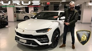 The NEW 2018 Lamborghini Urus is an EPIC $200,000+ SUV!!!
