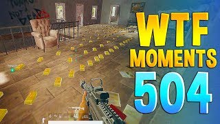 PUBG Daily Funny WTF Moments Highlights Ep 504