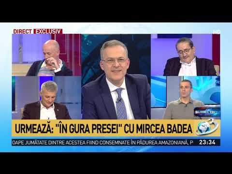"Mircea Badea: ""Eu"