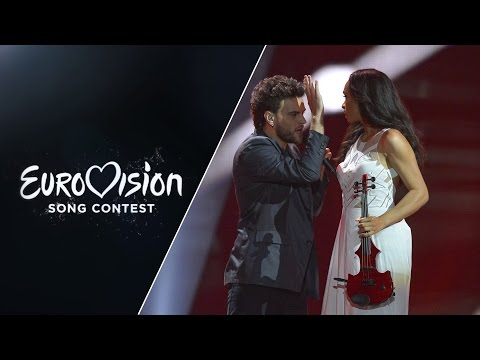Uzari&Maimuna - Time (Belarus) - LIVE At Eurovision 2015: Semi-Final 1