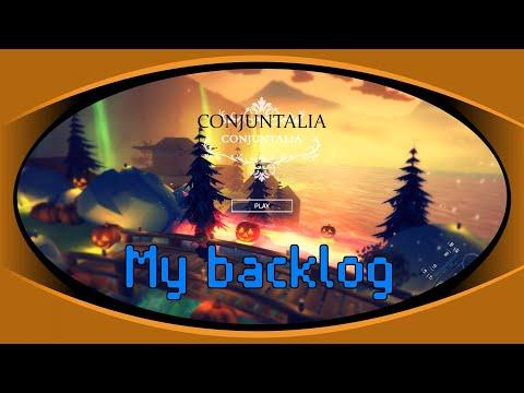 My Backlog - Conjuntalia |