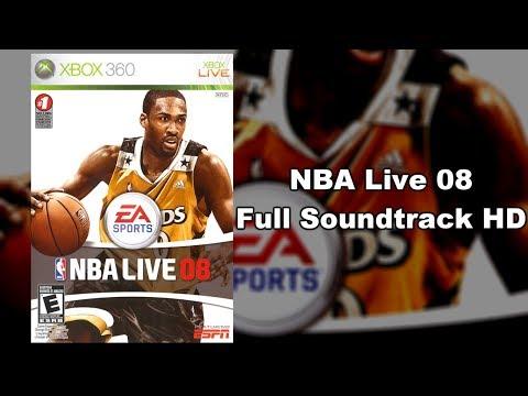 NBA Live 08 - Full Soundtrack HD