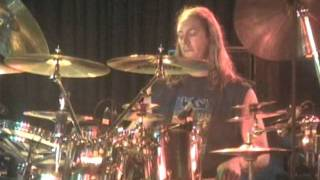 Danny Carey - Solo (The Downtown, Farmingdale NY)
