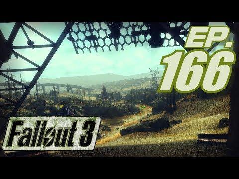 Fallout 3 Broken Steel Gameplay in 4K, Part 166: Northeast Toward Olney Powerworks (Let