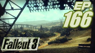 Fallout 3 Broken Steel Gameplay in 4K, Part 166: Northeast Toward Olney Powerworks (Let