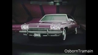 1973 Buick Electra 225 Commercial - Los Angeles - 20,000 Seats
