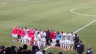 #Manisaspor 2 - 0 #Bucaspor Kapalı Tribün | Şu Dağlar Olmasaydı