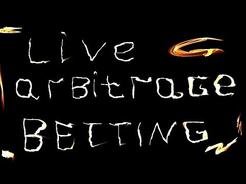 Live Arbitrage Sports Betting Profitable Strategy