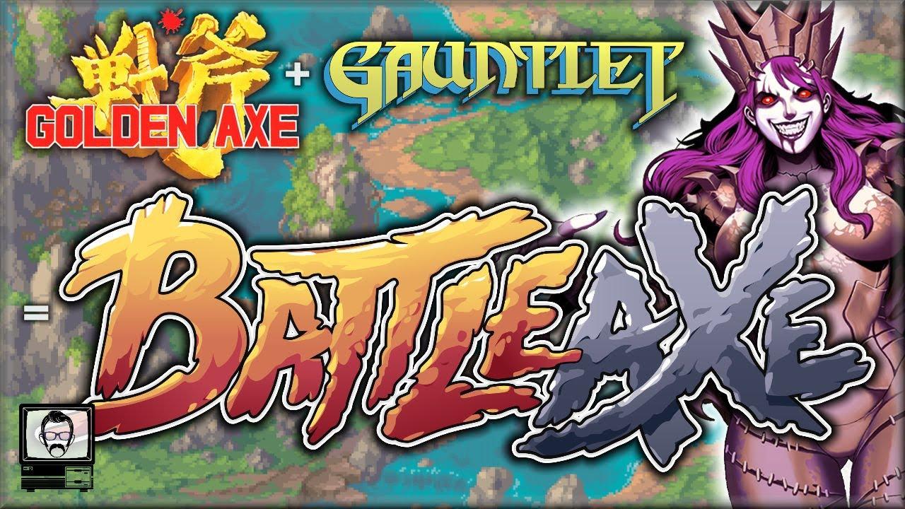 We Should Talk About Battle Axe | Nostalgia Nerd