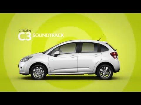 Citroën C3 Soundtrack - Remasterizate