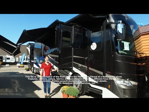Repeat Forest River Berkshire XLT-45A by The RV Report
