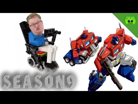 STEVEN HAWKINS LOVES TRANSFORMERS 🎮 Minecraft Season 9 #110