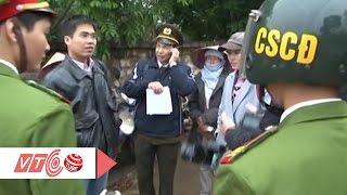 Công an huyện Ba Vì ngăn cản phóng viên tác nghiệp | VTC