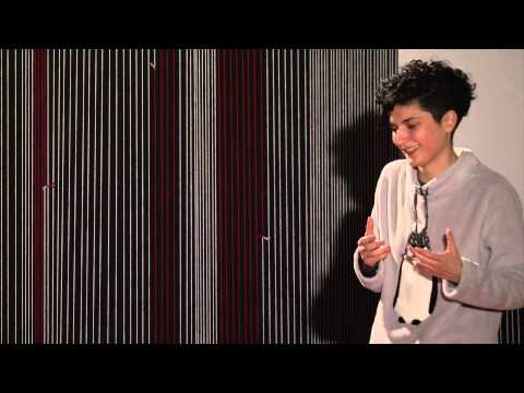 An 'Alien' in Tirana | Xheni Karaj | TEDxTirana