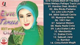 Evie Tamala - Evie Tamala Best Of The Best Orkes Melayu new Pallapa