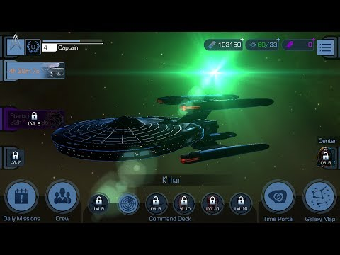 DGA Plays: Star Trek Timelines (Ep. 1 – Gameplay / Let's Play)