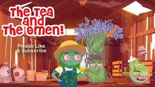 Sproutz n Podz Episode 7: Luna Lavender & Cindy Cilantro... The Tea & The Omen
