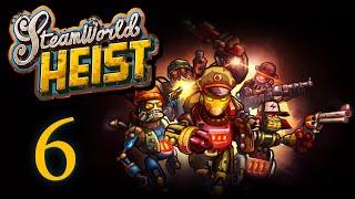 SteamWorld Heist - Прохождение игры на русском [#6]   PC