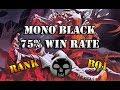 Mono Black is Destroying Rank (MTG Arena) Deck Tech