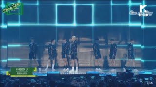 Video [Vietsub + Kara] BTS - Intro + I Need You (Melon Music Award 151107) (live) download MP3, 3GP, MP4, WEBM, AVI, FLV November 2017