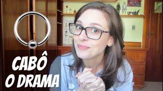 COMO COLOCAR PIERCING CAPTIVE | 1º VÍDEO DO ANO | Carol Rossi