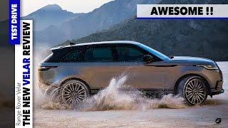 2018 Range Rover Velar FULL CAR REVIEW .. Better Than Range Rover Sport? [GOMMEBLOG]