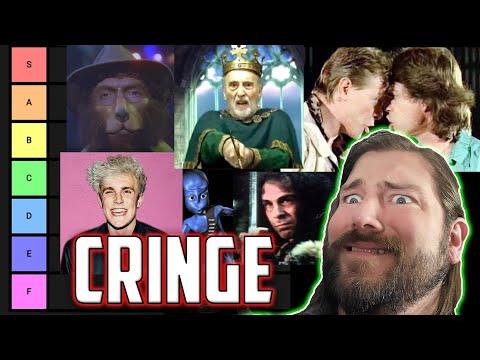 CRINGE Music Videos Tier List | Mike The Music Snob