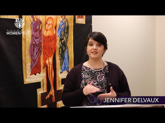 Jennifer Delvaux Preaches for the Third Sunday of Lent