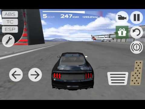 Extreme Car Driving Simulator - Ford Mustang 2015 & Extreme Car Driving Simulator - Ford Mustang 2015 - YouTube markmcfarlin.com