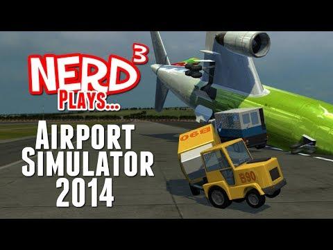 Nerd³ Plays... Airport Simulator 2014