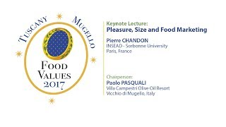 Pleasure, size and food marketing