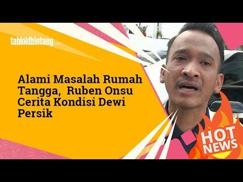 Rumah Tangga Dewi Persik Diujung Tanduk, Ruben Onsu: Dia Makin Kurus!