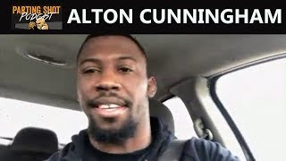 "LFA 56's Alton Cunningham on Erick Murray ""Once I hit him, he'll turtle up"""