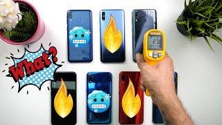 PUBG Heating Test: Redmi Note 7, Note 7 Pro, Samsung Galaxy A50, A30, M30, Realme 3 [Hindi] Video