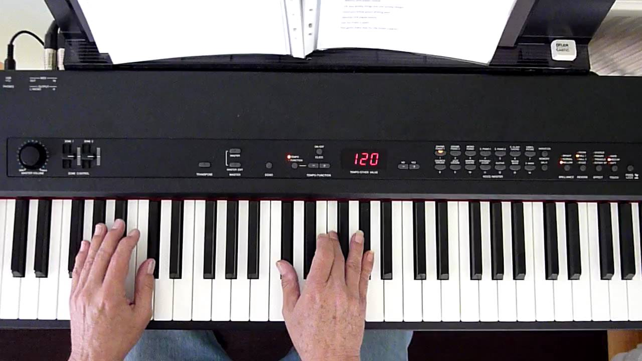 Piano chords – how to play any song | flowkey.