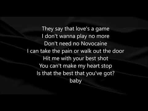Diamante - Bulletproof (lyrics)