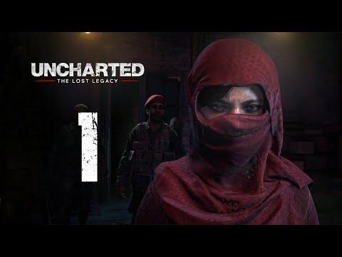 Drake nélkül milyen?!? Nézzük... | Uncharted: The Lost Legacy #1 #pspro - 08.21.