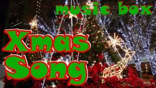 クリスマスソング定番メドレー【癒しBGM】Xmas Song/Music Box
