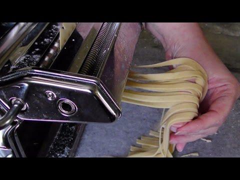 Gluten Free Pasta - 2 Ingredient Recipe