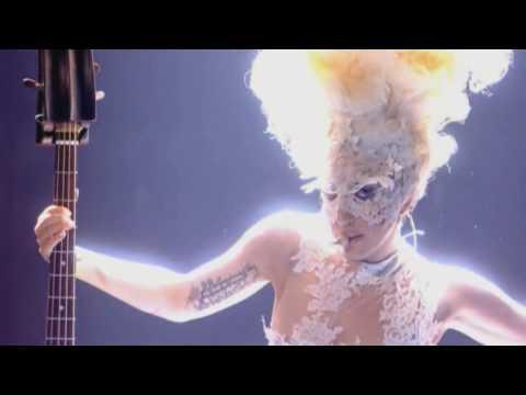 LIVE! | Dance In The Dark (Brit Awards 2010) by Lady GaGa