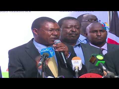 Nasa to institute private prosecution of rogue IEBC officials