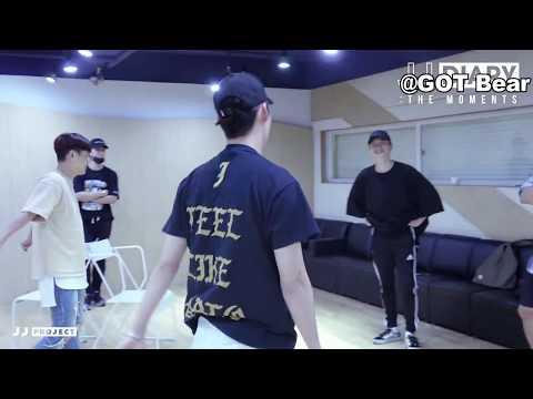 Meet the King of B-boy - Got7 JB