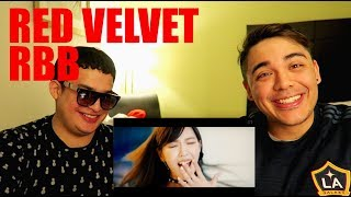 Red Velvet - RBB (Really Bad Boy) Reaction with SALV and FAMILY