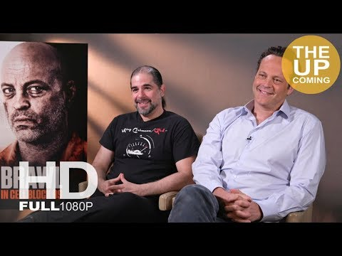Vince Vaughn And S Craig Zahler Interview For Brawl In Cell Block 99