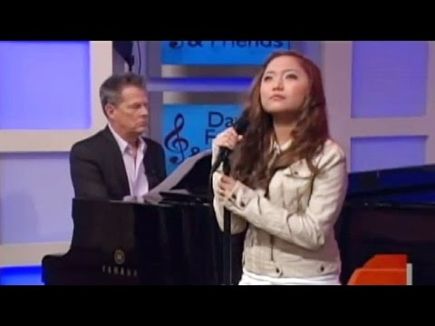 Charice 'Note to God' with David Foster on Piano