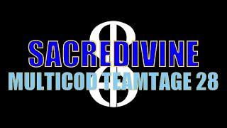 Sacred Multi Cod Teamtage #28