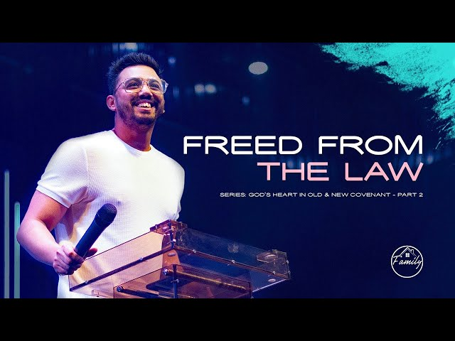 Freed From The Law| Ps. Ankit Sajwan | Folj Church